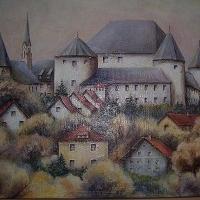 """Ausstellung """"Das Dreiburgenland"""""""