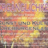 """Ausstellung """"Vergänglichkeit"""""""