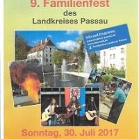 9. Familienfest des Landkreises Passau